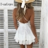 Jumpsuit Shorts White