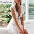 Beach Dress White